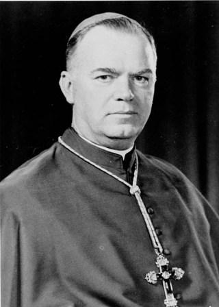 Cardinal Dearden of Detroit.