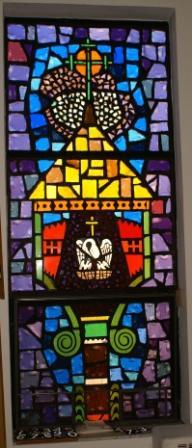 The Eucharist Window