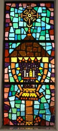 The Anointing of the Sick Window