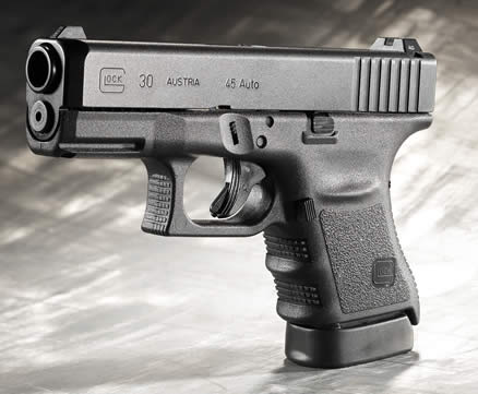 Glock 30 SF in .45 ACP