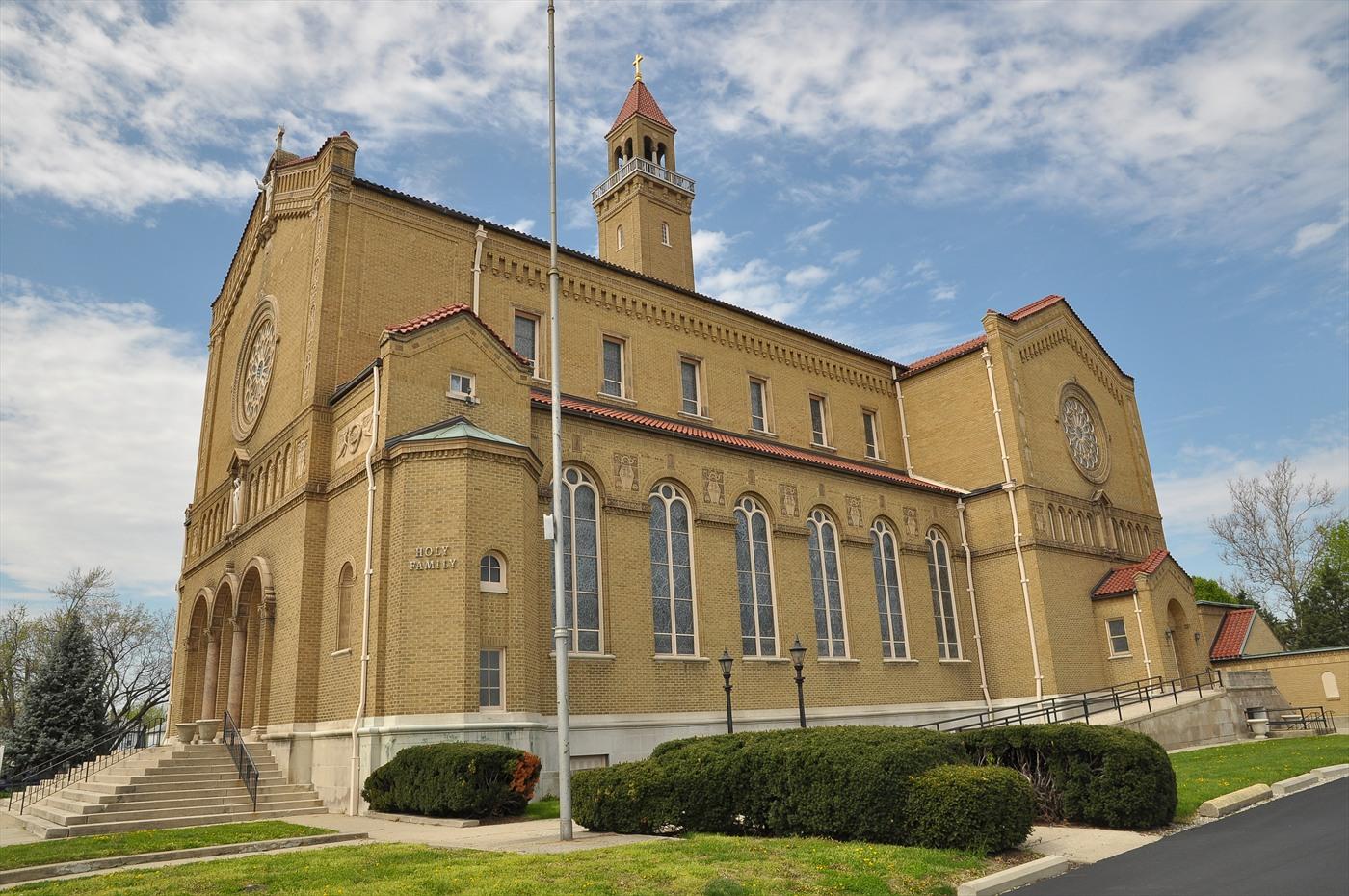 Holy Family Roman Catholic Church, Traditional Latin Mass (FSSP)