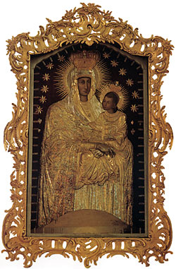 Our Lady Of Siluva Appeared Twice In Lithuania In Ad 1608