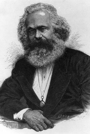 Karl Marx - the Master of the Seductive Treacherous Lie.