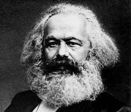 Karl Marx: the dark, brooding malcontent, the bloody revolutionary, the would-be dictator, who was and is popularly portrayed as a great social thinker, an economist and a philosopher.  Right.  Click for a description of one of the greatest frauds ever perpetrated on human society.
