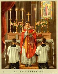 Forum de jeunes catholiques de tradition