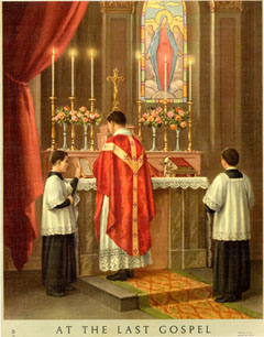 The Traditional Latin Tridentine Mass Explained, Step By Step