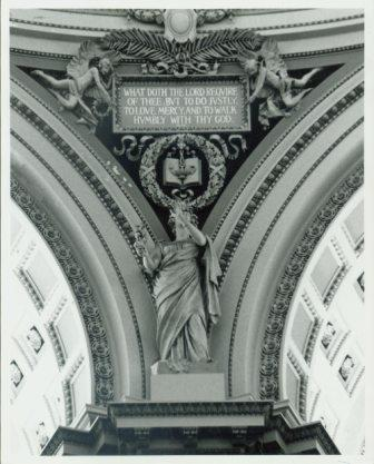 St. Paul, in Rotunda of Library of Congress