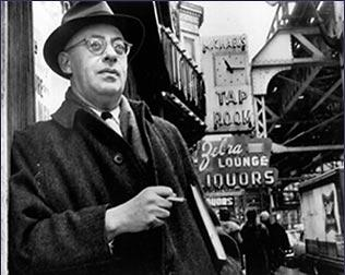 Saul Alinsky, of the Back of the Yards in Chicago.