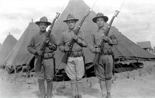 World War 1 Assault Weapons