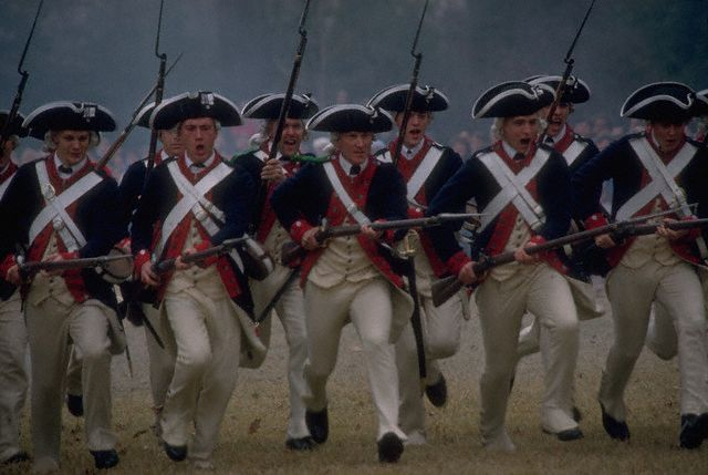 Military Assault Weapons of the American Founding Era